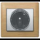 771457 Galea Life Титан Накладка поворотного выключателя