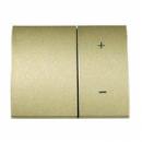771486 Galea Life Титан Накладка светорегулятора нажимного (мех 775652, 775653)