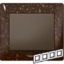 771704 Galea Life Шоколад/Corian Cocoa brown Рамка 4-я гориз