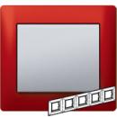 771905 Galea Life Красный Металл/Magic Red Рамка 5-я гориз