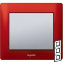 771907 Galea Life Красный Металл/Magic Red Рамка 3-я верт