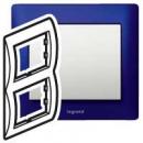 771912 Galea Life Синий Металл/Magic Blue Рамка 2-я гориз