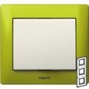 771927 Galea Life Зеленый Металл/Magic Green Рамка 3-я верт