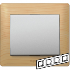 771964 Galea Life Клен/Maple Рамка 4-я гориз