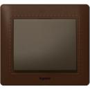 771995 Galea Life Темно-коричневая Кожа/Leather Club Рамка 1-я