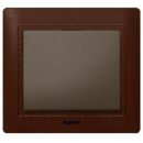 771999 Galea Life Темно-коричневая Кожа/Leather Club Рамка 3-я верт
