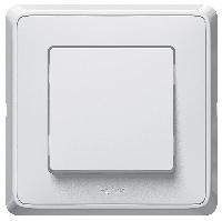 773600 Cariva Бел Выключатель 1-клавишный 16A