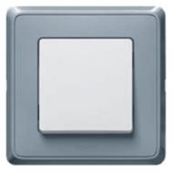 773691 Cariva Жемчужно-серый Рамка 1-ая