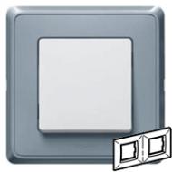 773692 Cariva Жемчужно-серый Рамка 2-ая