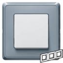 773693 Cariva Жемчужно-серый Рамка 3-ая