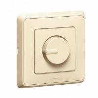 773717 Cariva Крем Светорегулятор поворотный 300W для л/н (вкл поворотом)