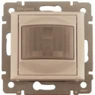 774128 Valena Крем Датчик движения Cтандарт 40-320 Вт для л/н 2-х проводная схема подключения