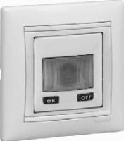 774228 Valena Бел Датчик движения Стандарт 40-320 Вт для л/н 2-х проводная схема подключения