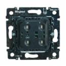 775653 PRO 21 Мех Светорегулятор нажимной для л/н и гал.ламп с обмот тран. 40-600Вт