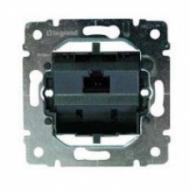 775761 PRO 21 Мех Розетка компьютерная 1-ая 5 кат UTP (RJ45) без лапок (крепление винтами)