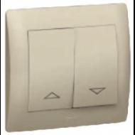 775814 PRO 21 Мех Выключатель жалюзийный кнопочный