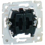 775885 PRO 21 Мех Адаптер для информационной розетки AMP