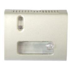 777043 Galea Бел Панель лицевая для технической сигнализации