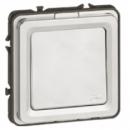 77842 Soliroc Выключатель кнопочный НО+НЗ 6А подсв IP55