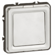 77844 Soliroc Выключатель кнопочный с НО+НЗ 6А инд IP55