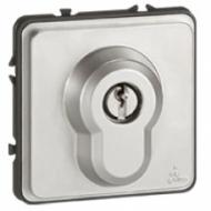 77875 Soliroc Выключатель с ключом 3-позиционный IP55