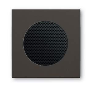 8200-0-0161 (8253-95) BJB Basic 55 Шато (чёрн) Плата центральная (накладка) для для громкоговорителя 8223 U