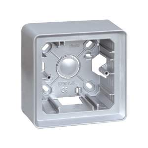 8200750-093 82 Detail Коробка наружной установки на 1 пост, алюминий