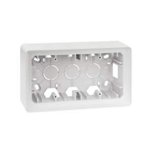 8200760-030 82 Detail Коробка наружной установки на 2 поста, белый