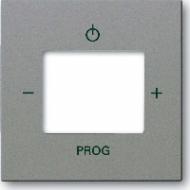 8200-0-0112 BJE Solo/Future Серый Металлик Накладка для механизма цифрого FM-радио 8215 U
