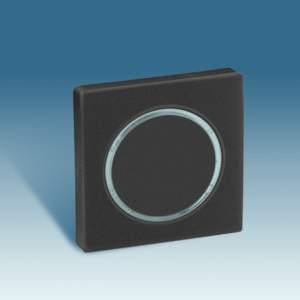 82034-38 82 Графит Накладка светорегулятора сенсорного (Мех 75305-39)