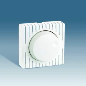 82035-30 82 Бел Накладка светорегулятора поворотного 1000W