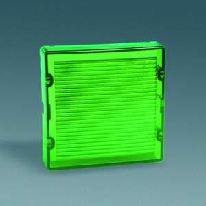 82065-30 82 Накладка светового сигнализатора зелёная