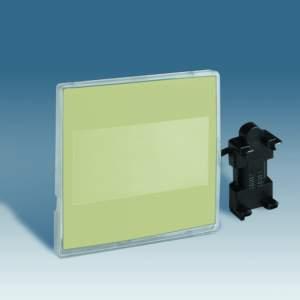 82066-32 82 Клавиша 1-ая светящаяся для выключателя и кнопок