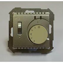 82504-33 75 Регулятор для теплого пола с датчиком температуры S82,82N, алюминий