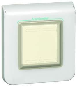 82619-30 82 Светящийся Рамка 1-ая для переключателей и перекрёстных выкл
