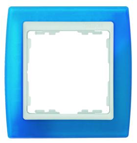 82633-64 82 Синий полупрозрачный Рамка 3-ая