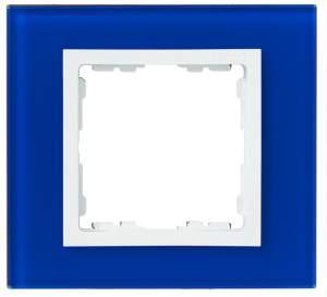 82637-64 82 Nature Стекло синее Рамка 3-ая