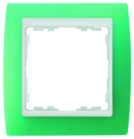 82643-65 82 Зеленый полупрозрачный Рамка 4-ая