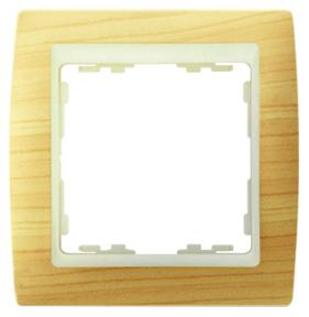 82715-69 82 Сосна/Слоновая кость Рамка 1-ая