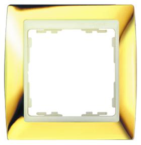 82724-66 82 Золото/Слоновая кость Рамка 2-ая