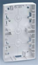 82750-38 82 Графит Коробка поверхн. установки 1 местн. 82х89х27 mm