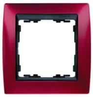 82814-37 75 Гранатовый Металлик/Графит Рамка 1-ая