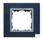 82927-38 82 Nature Сталь матовая чёрная/Алюминий/Металл Рамка на 2 поста