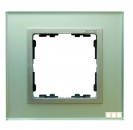 82937-62 82 Nature Серебро/Алюминий/Стекло Рамка на 3 поста