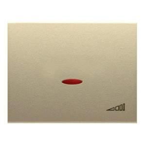 8460.2 AR (8460_2 AR) NIE Olas Песочный Накладка светорегулятора поворотного