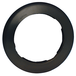 88610-38 88 Графит Рамка 1-ая круглая