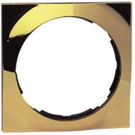 88622-36 88 Золото Рамка 2-ая квадратная