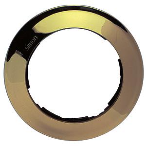 88630-36 88 Золото Рамка 3-ая круглая