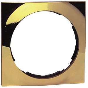 88642-36 88 Золото Рамка 4-ая квадратная