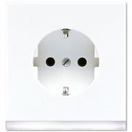 90-LEDW Мех Светодиодная подсветка молочно-белая
